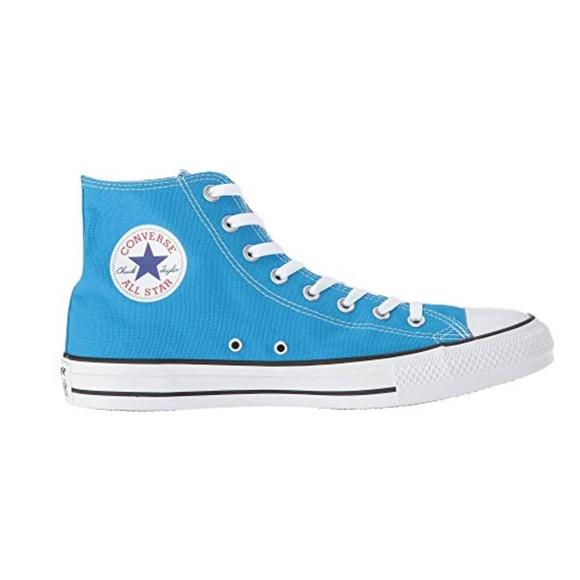 ac7e586741b5 Converse Other - Converse Men s 13 Aqua Blue All Star High Top Shoe